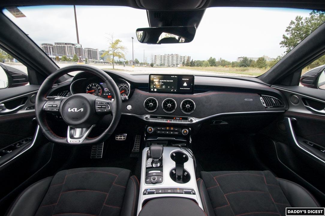 2022 Kia Stinger GT Elite