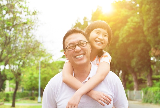 Parenting Tips for Champion Dads