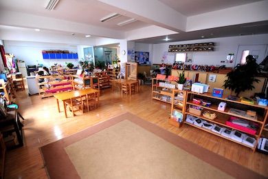 The Montessori 'Prepared' Classroom