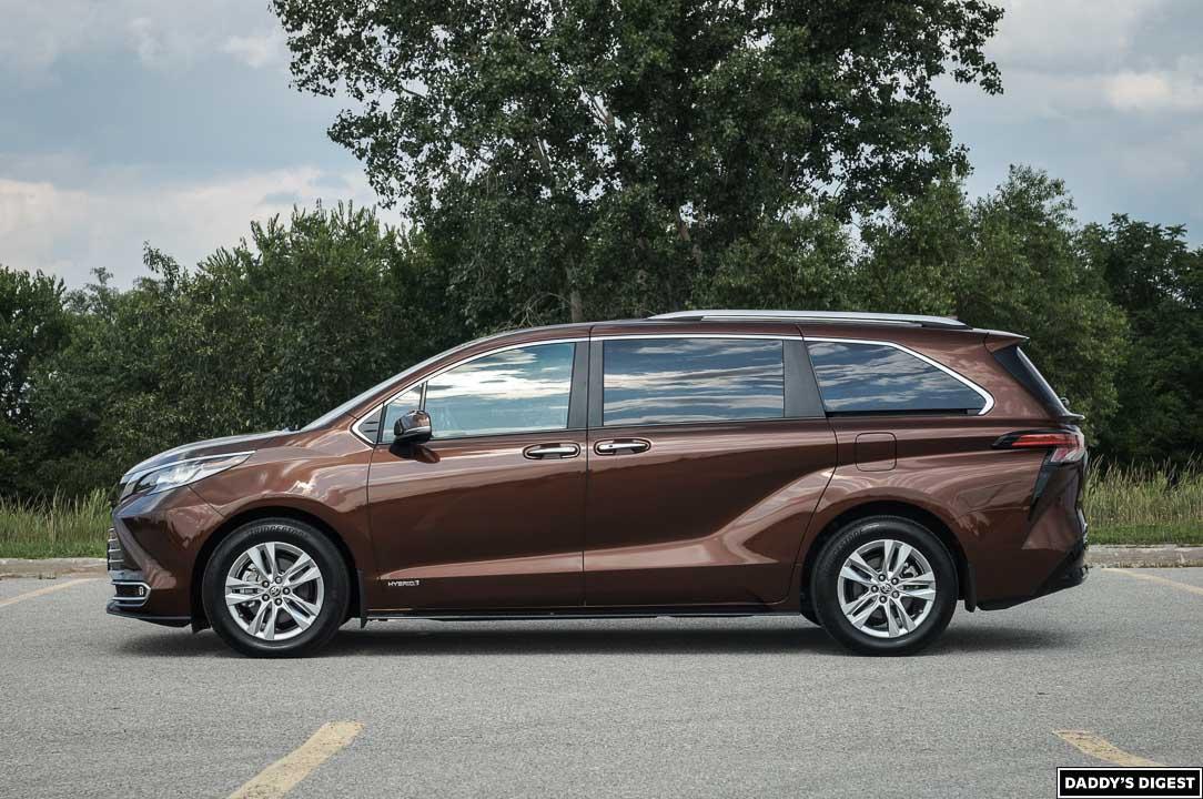 2021 Toyota Sienna Limited AWD