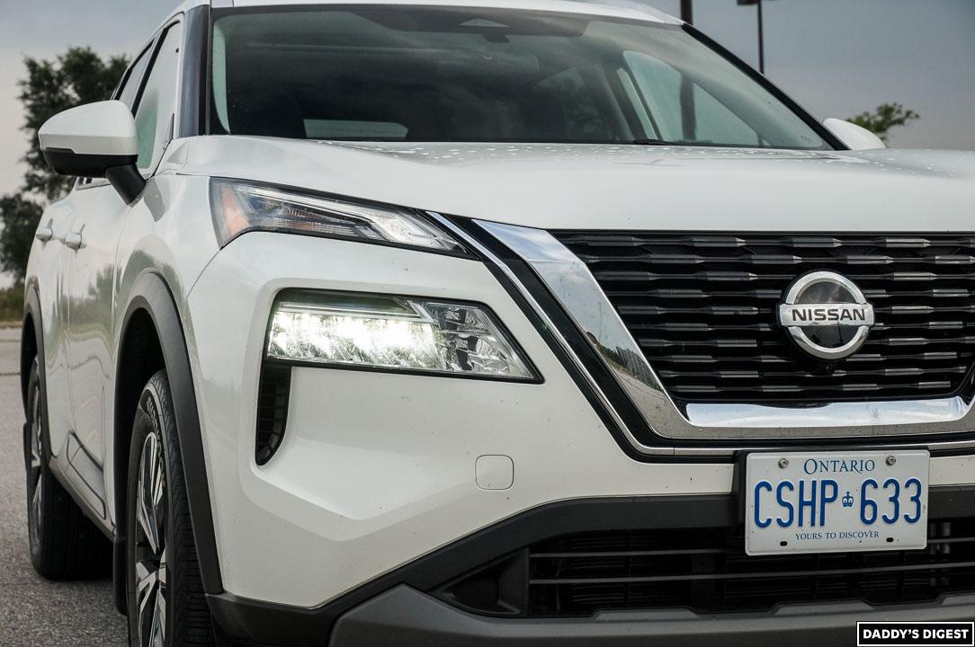 2021 Nissan Rogue SV AWD
