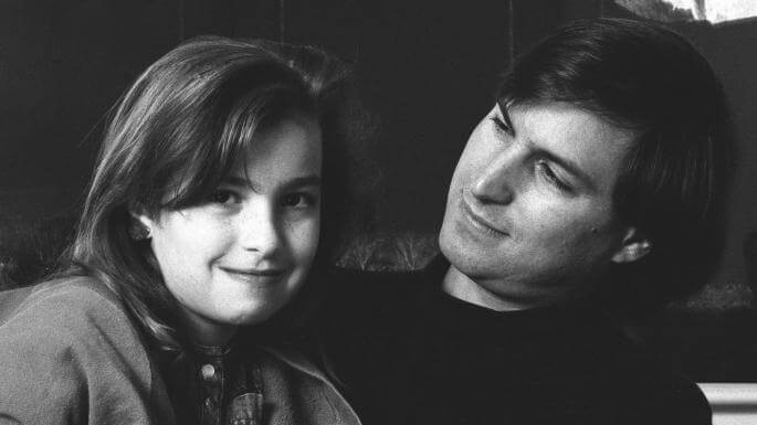 Steve Jobs - Through His Daughter's Eyes