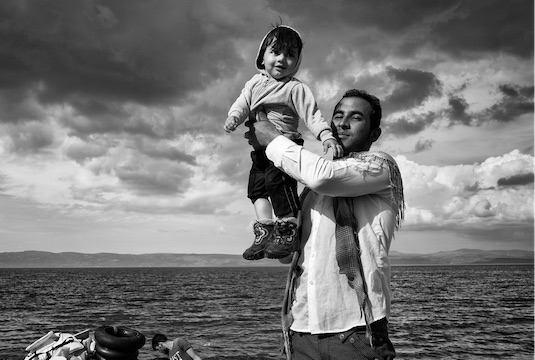 A Refugee Father's Story