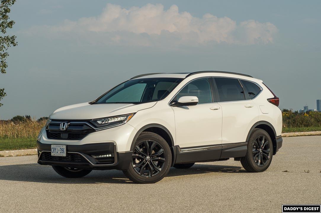 2022 Honda CR-V Black Edition Front View